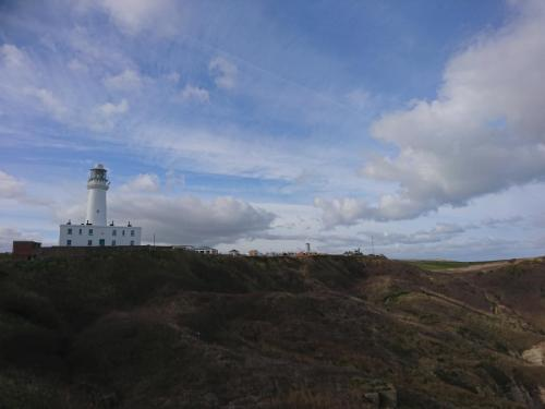 Lighthouse, Selwicks Bay, Flamborough Head.