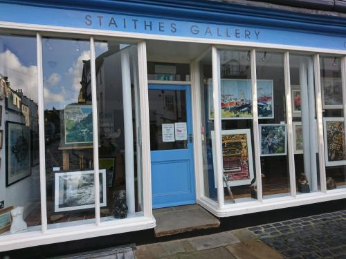Gallery, Staithes