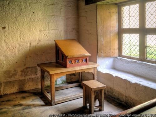 Mount Grace Priory - Monks Cell