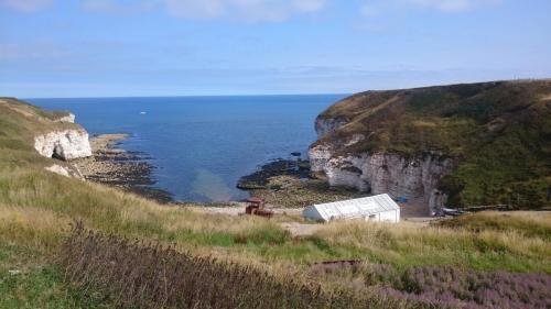 North Landing Flamborough Head, Yorkshire