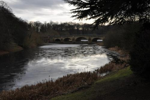 Nostell Priory Lake