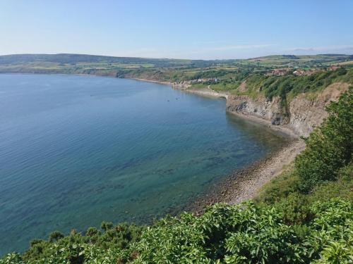 Robin Hood's Bay - High Tide