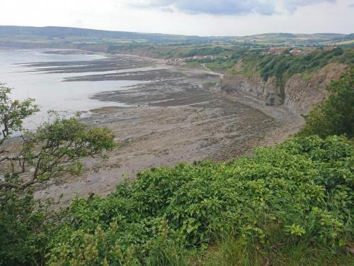 Robin Hood's Bay - Low Tide