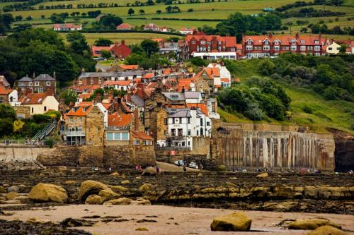Robin Hood's Bay from the Beach