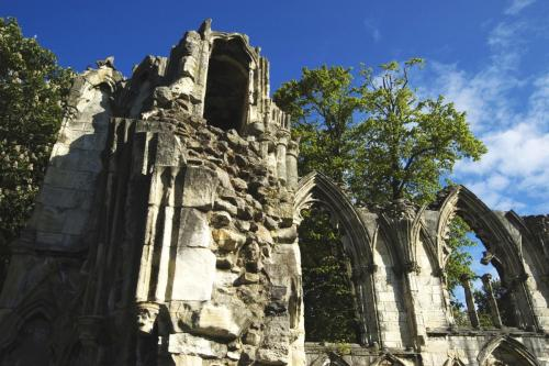 Ruins, St Mary's Abbey