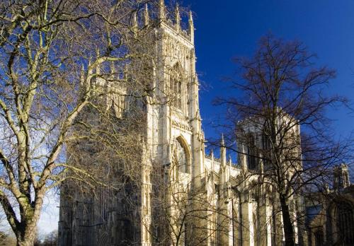 York Minster from Deansgate
