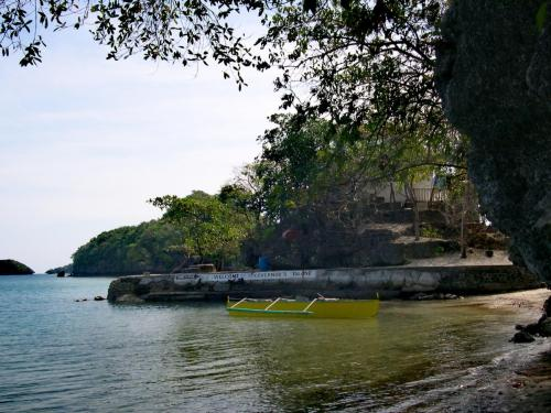 Governors Island, Hundred Islands, Philippines