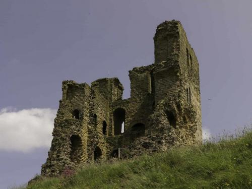 Scarborough Castle.