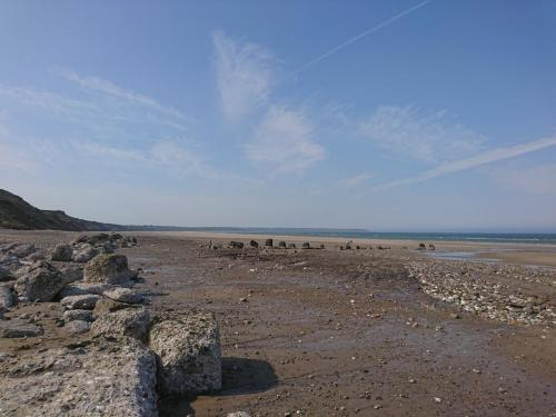 Beach at Reighton