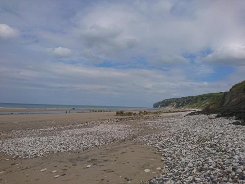 Speeton Beach